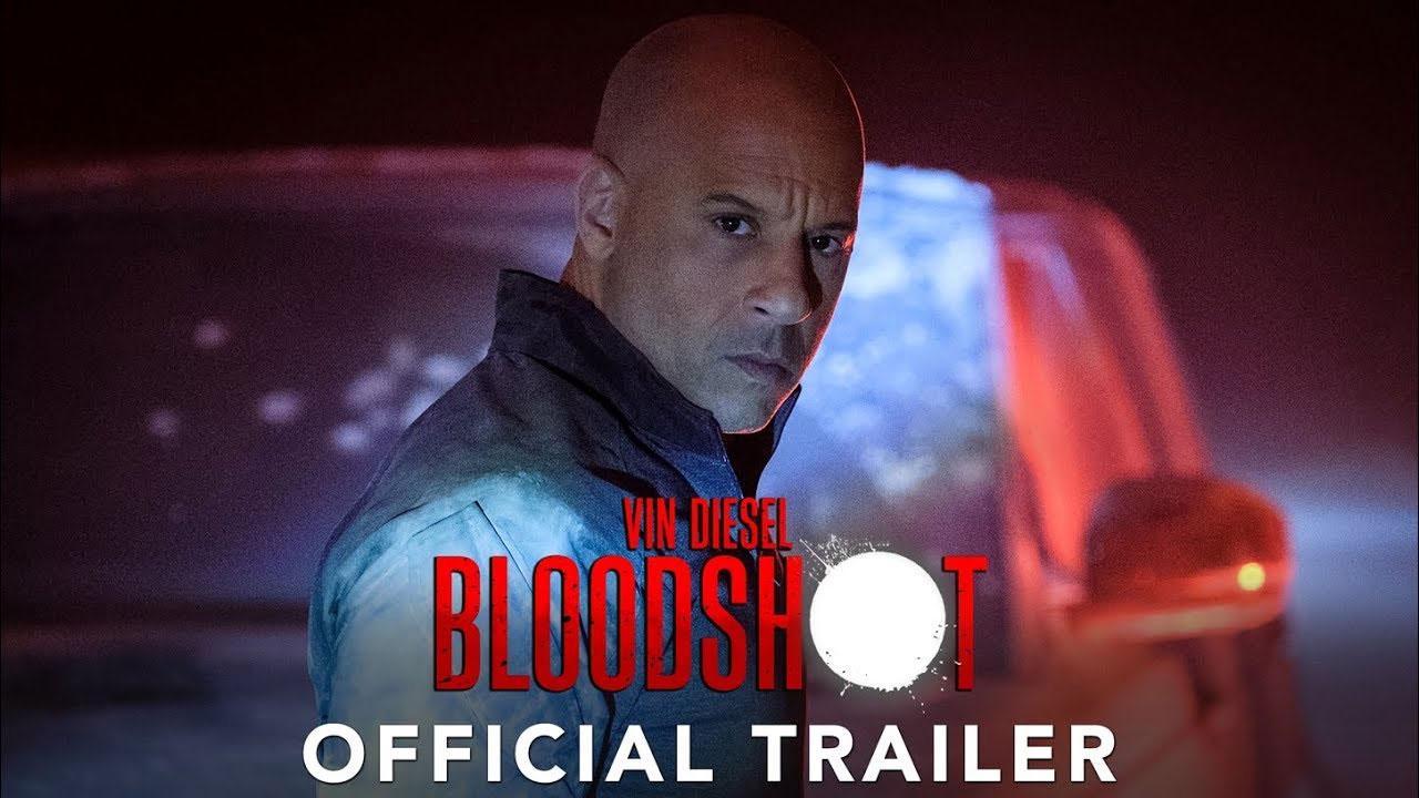 دانلود فیلم بلادشات با دوبله فارسی Bloodshot 2020 BluRay