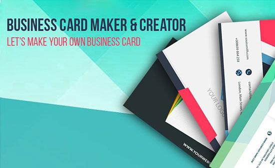 دانلود رایگان نرم افزار Business Card Maker & Creator v2.3.4 برای اندروید