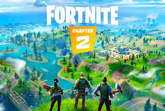 دانلود بازی Fortnite Chapter 2 v12.20 برای کامپیوتر