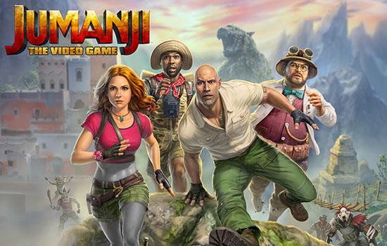 دانلود بازی JUMANJI: The Video Game برای کامپیوتر