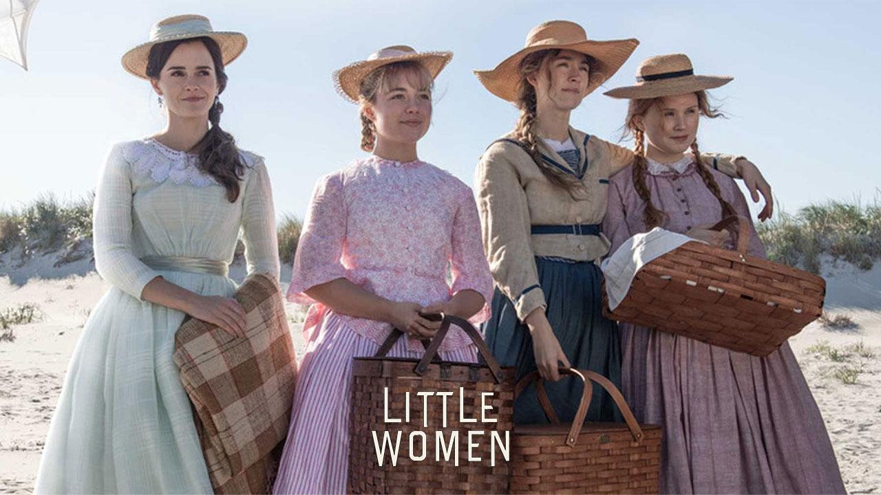 دانلود فیلم زنان کوچک با دوبله فارسی Little Women 2019 BluRay