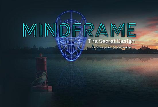 دانلود بازی Mindframe: The Secret Design Collector's Edition