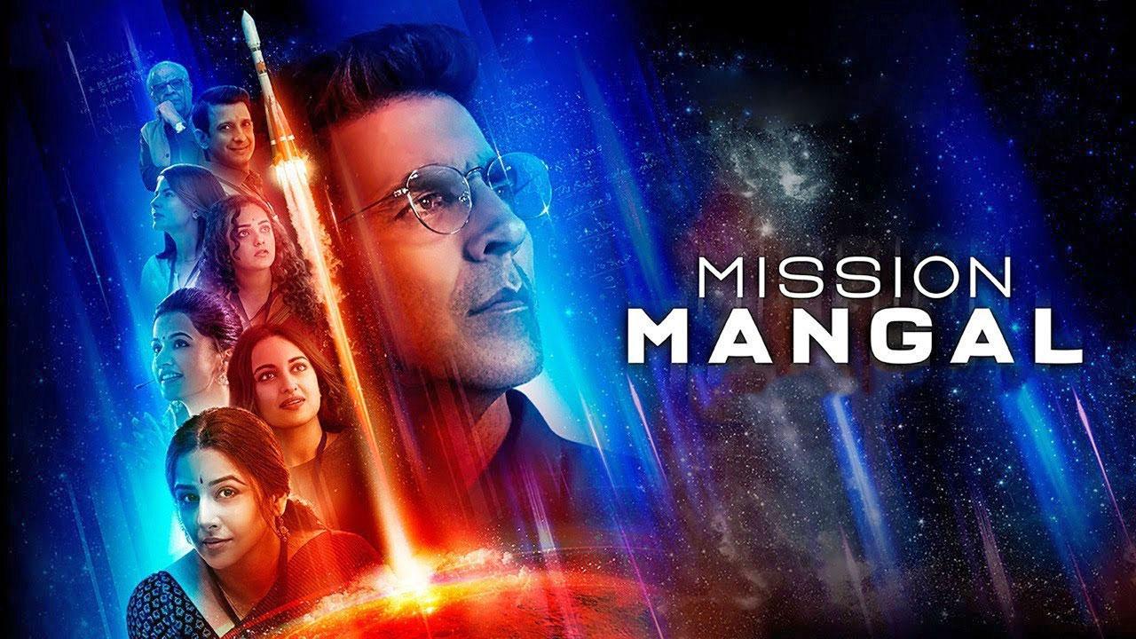 دانلود فیلم عملیات مریخ با دوبله فارسی Mission Mangal 2019 BluRay