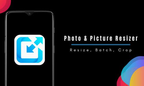 تغییر سایز تصاویر با اپلیکیشن Photo & Picture Resizer 1.0.242
