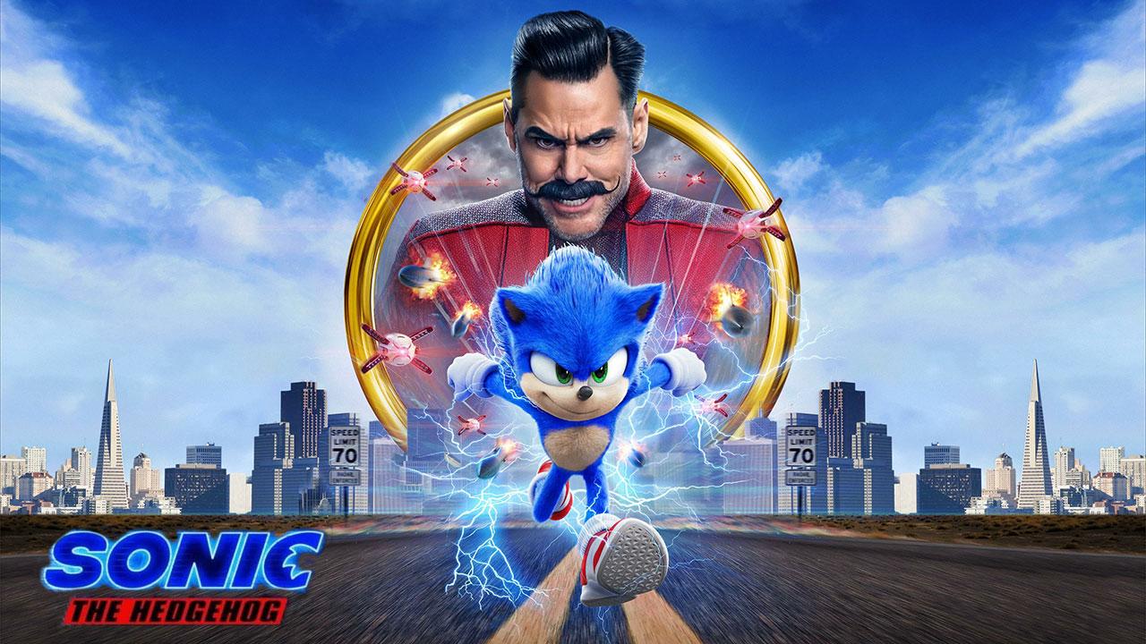 دانلود فیلم سونیک خارپشت با دوبله فارسی Sonic the Hedgehog 2020