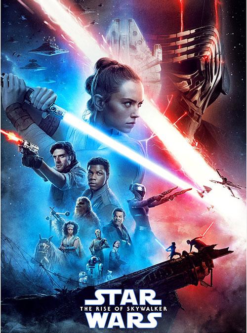 دانلود دوبله فارسی فیلم جنگ ستارگان Star Wars: The Rise of Skywalker 2019