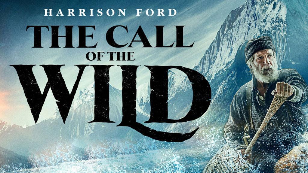 دانلود فیلم آوای وحش با دوبله فارسی The Call of the Wild 2020