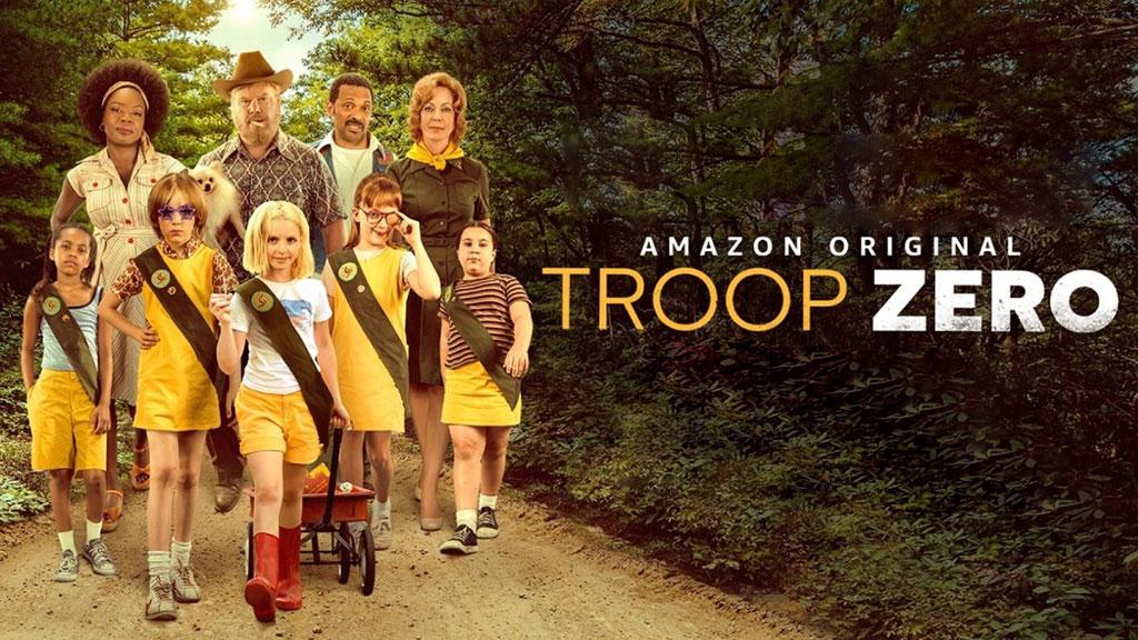 دانلود فیلم سرباز صفر با دوبله فارسی Troop Zero 2020 BluRay