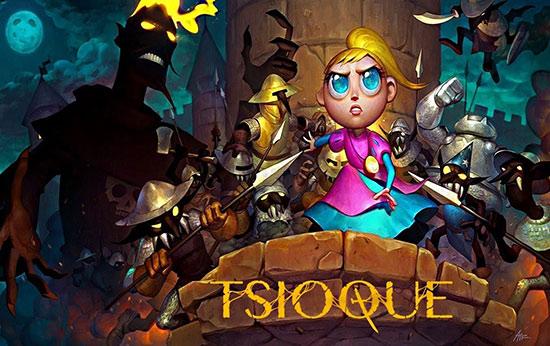 دانلود بازی Tsioque Final برای کامپیوتر
