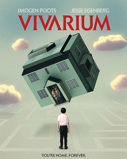 دانلود فیلم ویواریوم با دوبله فارسی Vivarium 2019