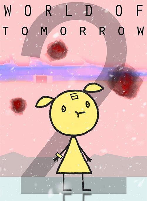 دانلود انیمیشن دنیای فردا قسمت دوم World of Tomorrow Episode Two 2017