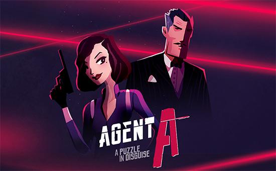 دانلود بازی Agent A: A Puzzle in Disguise 5.2.3