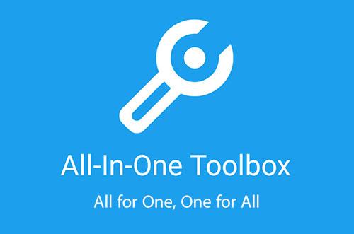 دانلود جعبه ابزار آل این وان All-In-One Toolbox 8.1.6.0.1