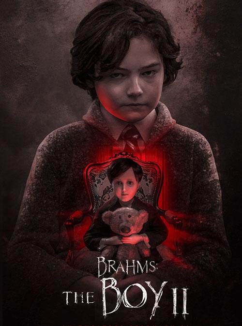 دانلود فیلم برامس: پسر ۲ با دوبله فارسی Brahms: The Boy II 2020