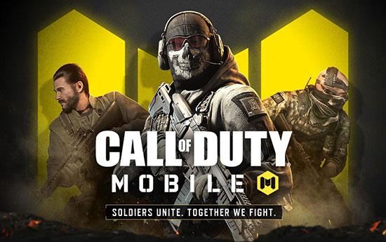 دانلود بازی آنلاین Call of Duty: Mobile v1.0.11