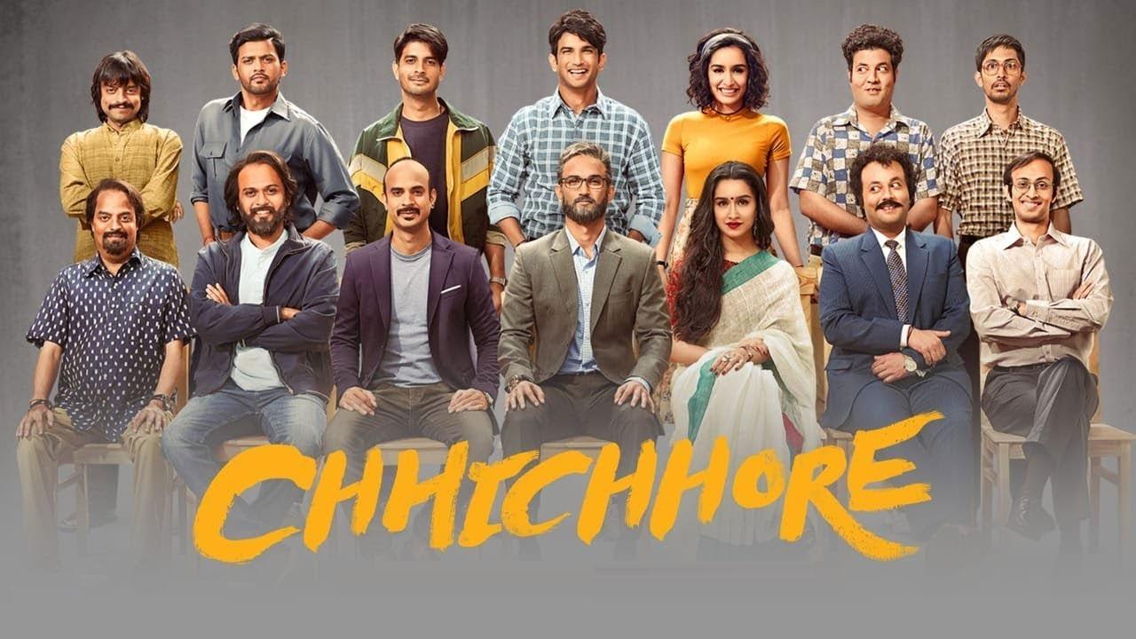دانلود فیلم هندی گستاخ با دوبله فارسی Chhichhore 2019 BluRay