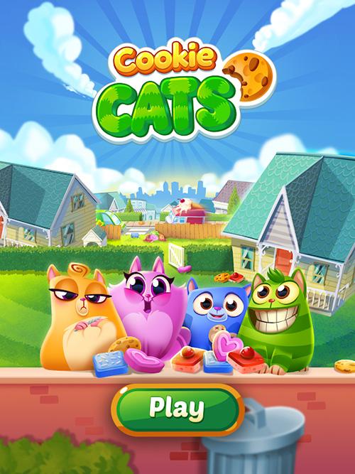 دانلود بازی Cookie Cats 1.56.0
