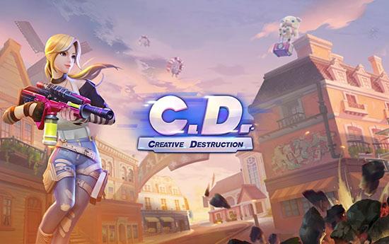 دانلود بازی آنلاین Creative Destruction 2.0.3401