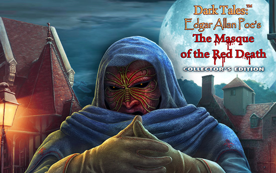 دانلود بازی Dark Tales 5: Edgar Allan Poe's The Masque of the Red Death Collector's Edition