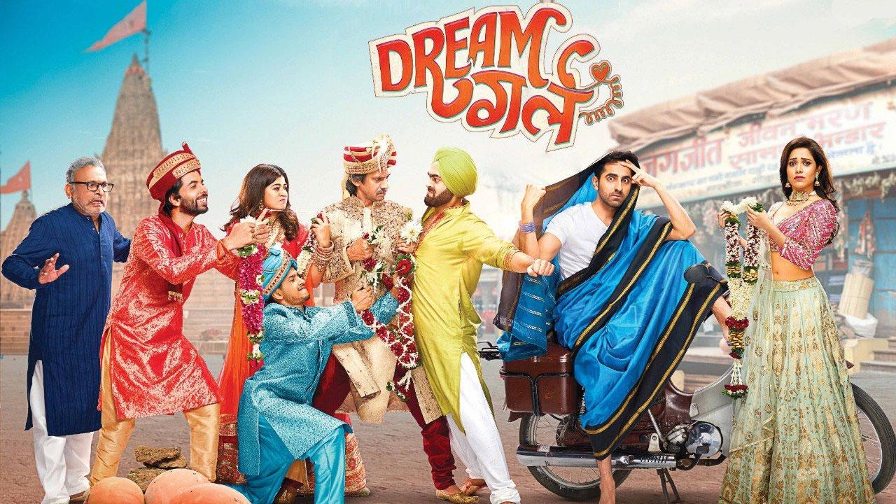 دانلود فیلم هندی دختر رویایی با دوبله فارسی Dream Girl 2019 BluRay