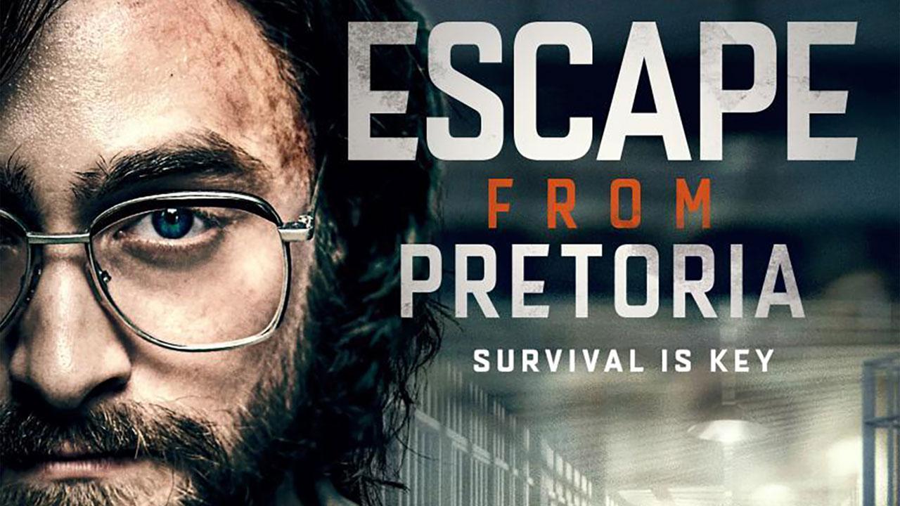دانلود فیلم فرار از پرتوریا با دوبله فارسی Escape from Pretoria 2020