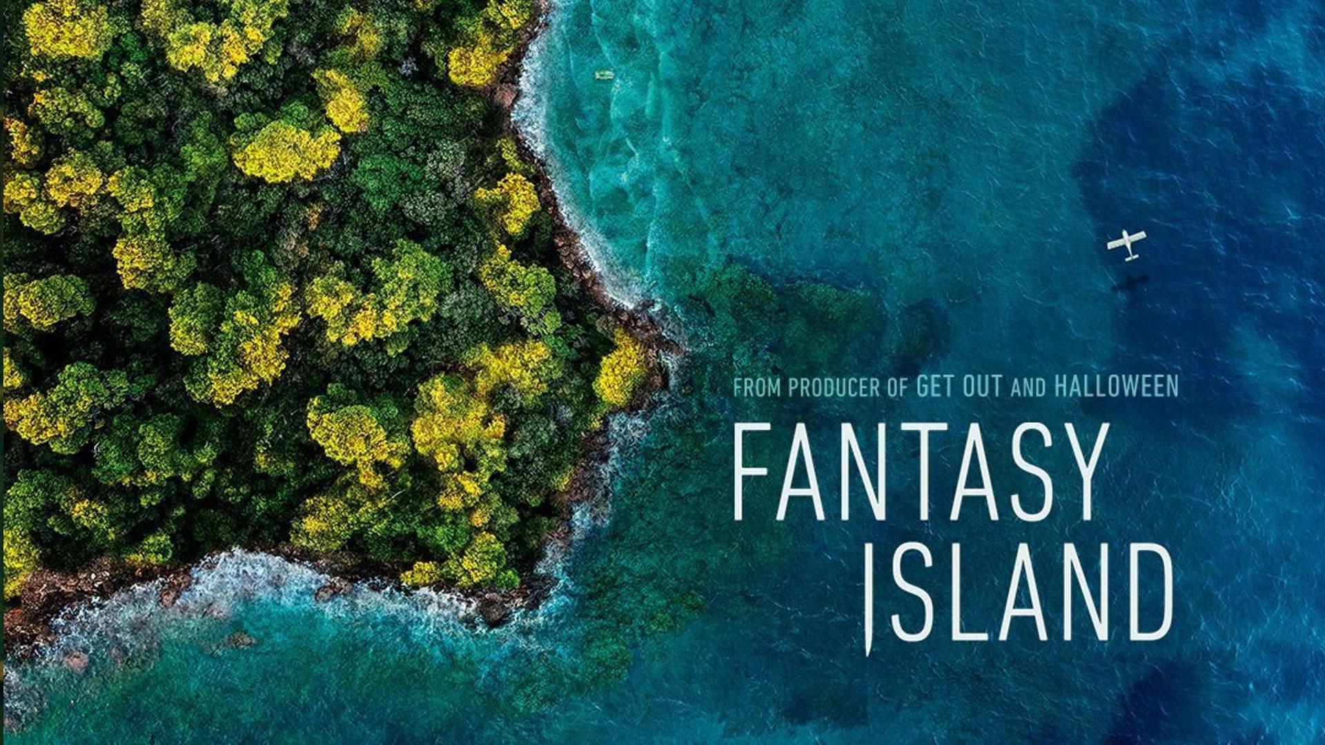 دانلود فیلم جزیره فانتزی با دوبله فارسی Fantasy Island 2020 BluRay