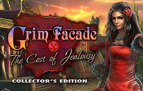 دانلود بازی Grim Facade 3: Cost of Jealousy Collector's Edition