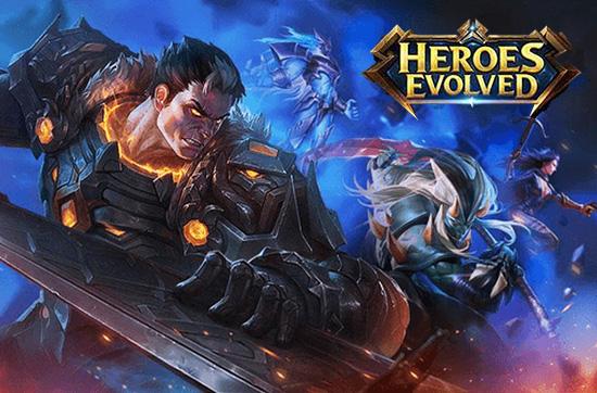 دانلود بازی آنلاین Heroes Evolved 1.1.57.0
