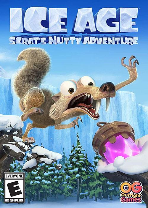 دانلود بازی عصریخبندان Ice Age: Scrat's Nutty Adventure برای کامپیوتر