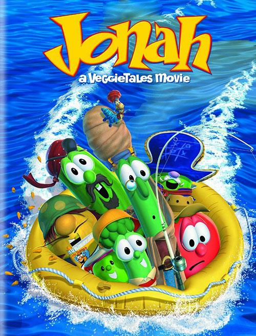 دانلود انیمیشن داستان سبزیجات Jonah: A VeggieTales Movie 2002