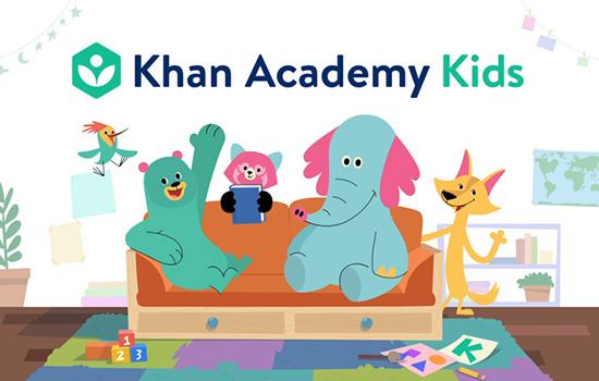 اپلیکیشن آکادمی آموزشی کودکان Khan Academy Kids 3.5.1