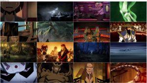دانلود انیمیشن افسانه مورتال کامبت Mortal Kombat Legends: Scorpions Revenge 2020