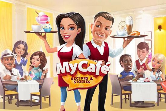 دانلود بازی آنلاین My Cafe v2020.4.3