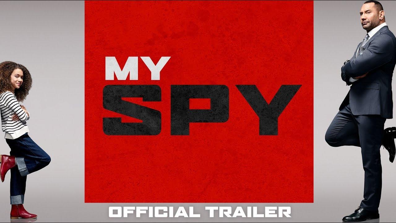 دانلود فیلم جاسوس من با دوبله فارسی My Spy 2020 BluRay