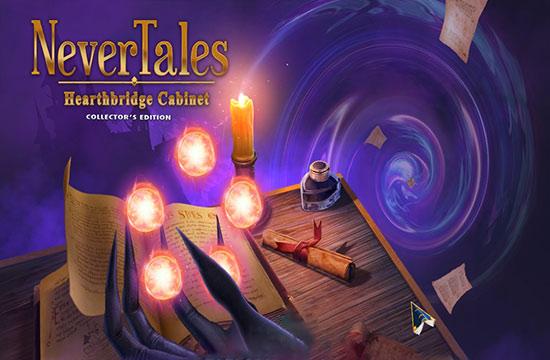 دانلود بازی Nevertales 9: Hearthbridge Cabinet Collector's Edition