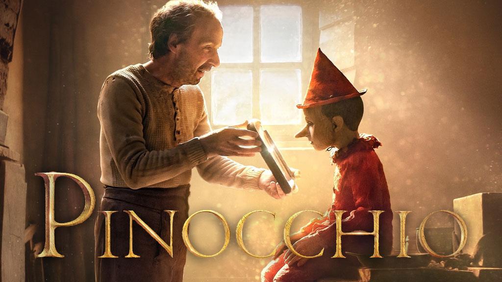 دانلود فیلم پینوکیو با دوبله فارسی Pinocchio 2019 BluRay