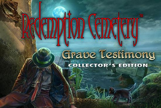 دانلود بازی Redemption Cemetery 3: Grave Testimony Collector's Edition