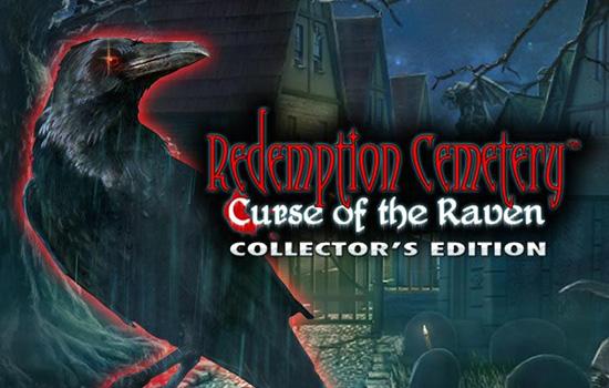 دانلود بازی Redemption Cemetery: Curse of the Raven Collector's Edition
