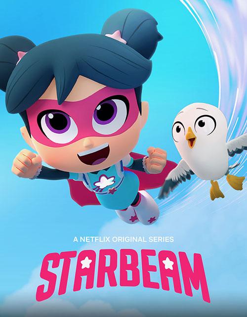 دانلود فصل اول انیمیشن استاربیم StarBeam S01 2020