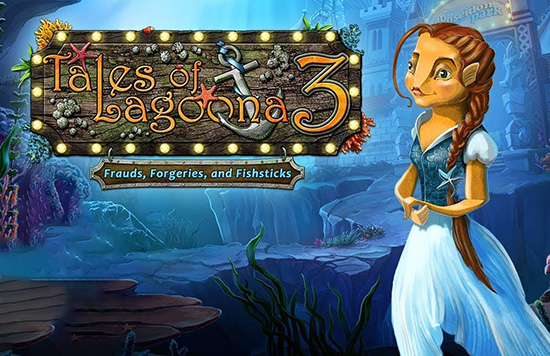 دانلود بازی Tales of Lagoona 3: Frauds Forgeries and Fishsticks Final