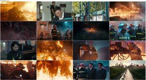 دانلود فیلم شجاع ترین با دوبله فارسی The Bravest 2019