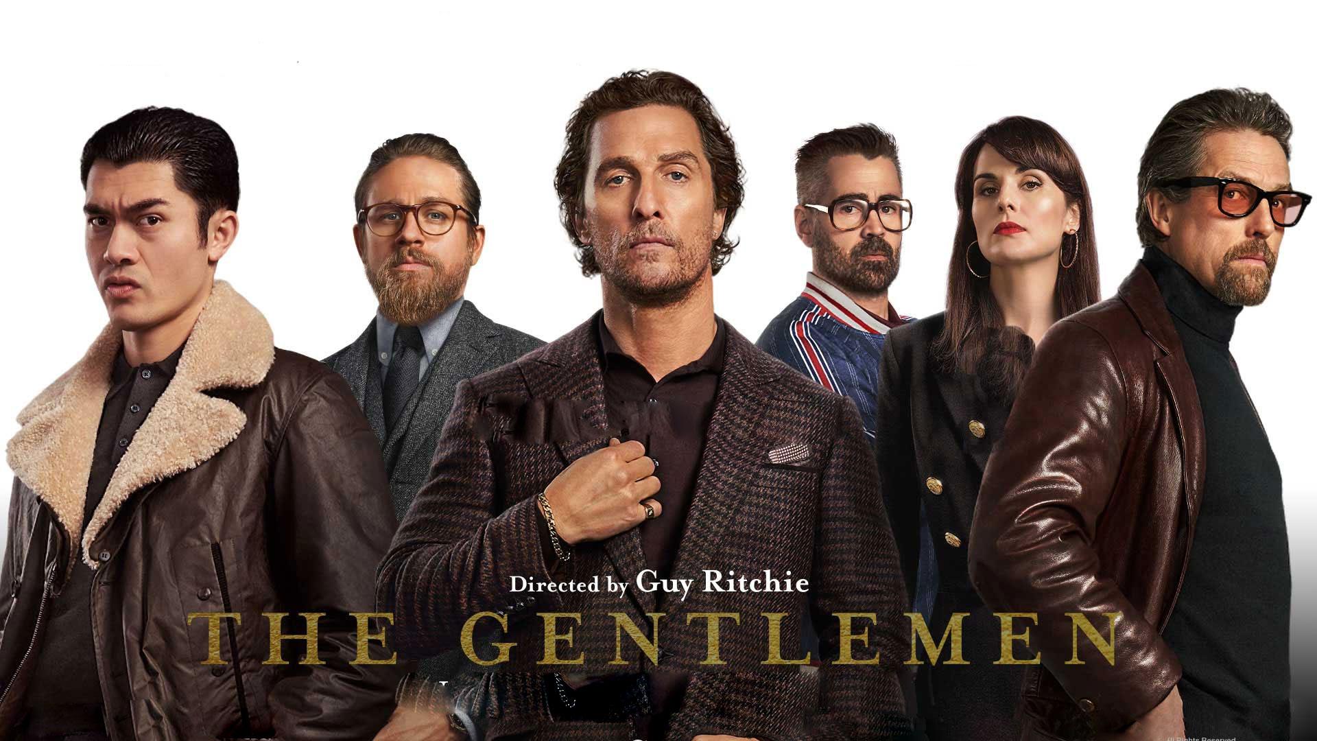دانلود فیلم جنتلمن با دوبله فارسی The Gentlemen 2019 BluRay