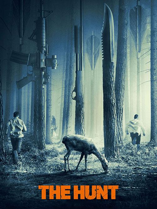 دانلود فیلم شکار با دوبله فارسی The Hunt 2020