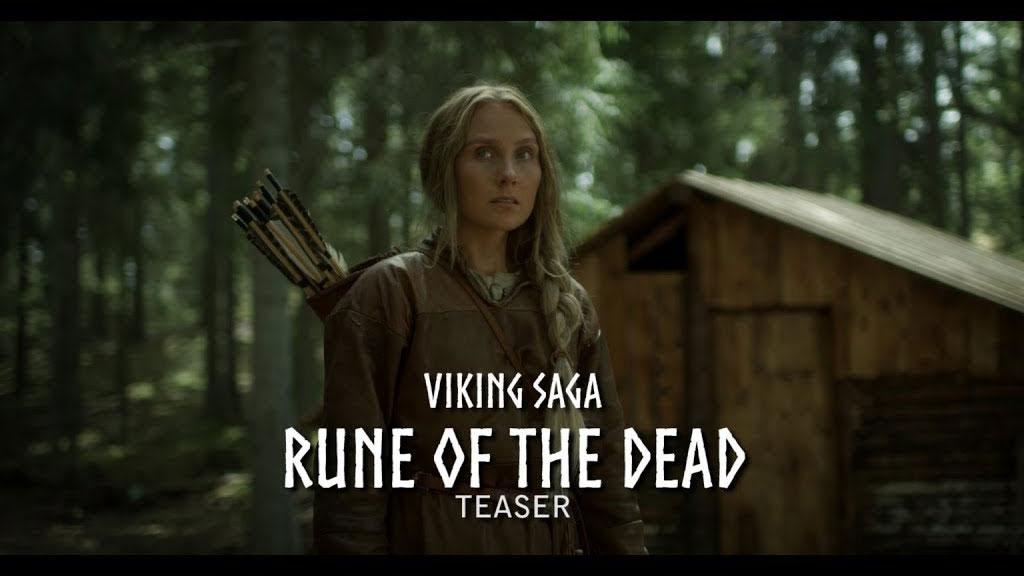 دانلود فیلم شکارچی زن: سخنی از مرگ The Huntress: Rune of the Dead 2019