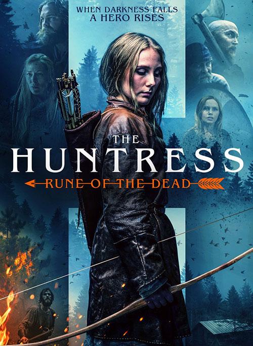 دانلود دوبله فارسی فیلم The Huntress: Rune of the Dead 2019
