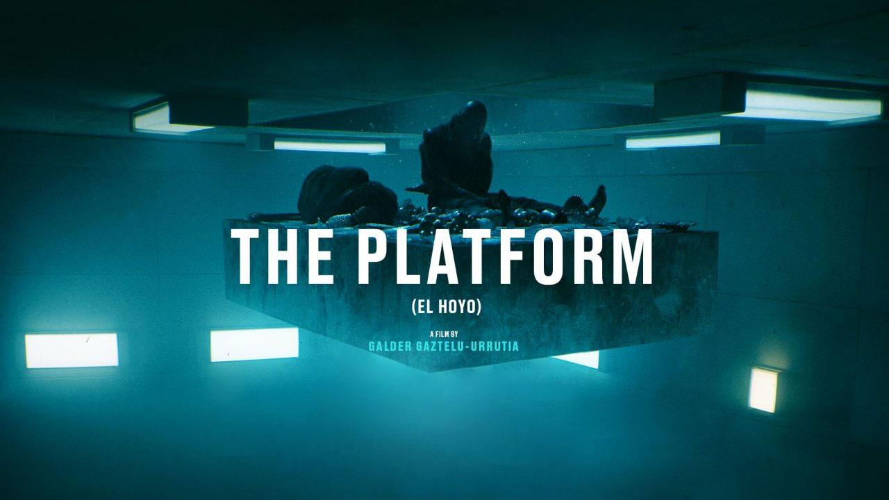 دانلود فیلم پلتفرم با دوبله فارسی The Platform 2019 BluRay