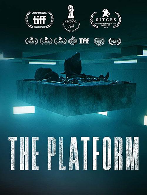 دانلود فیلم پلتفرم دوبله فارسی The Platform 2019