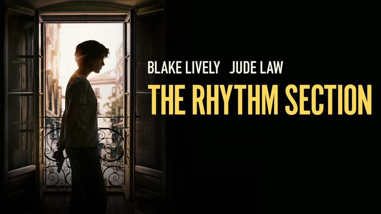 دانلود فیلم بخش ریتم با دوبله فارسی The Rhythm Section 2020