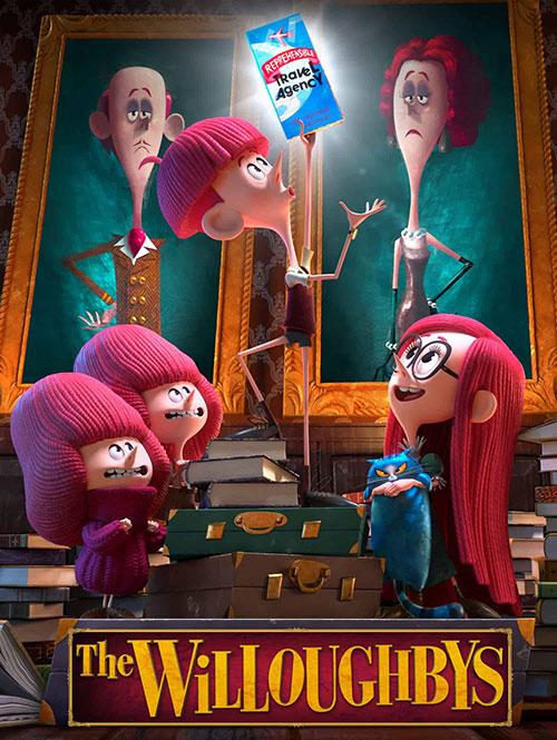 دانلود انیمیشن The Willoughbys 2020 دوبله فارسی با لینک مستقیم