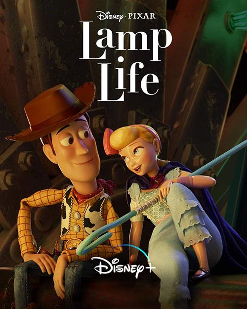دانلود انیمیشن داستان اسباب بازی: چراغ زندگی Toy Story: Lamp Life 2020